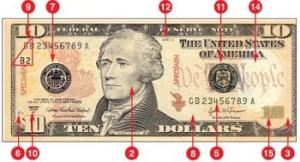 $10bill